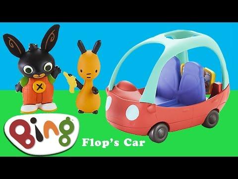 Bing Bunny Cbeebies Flop