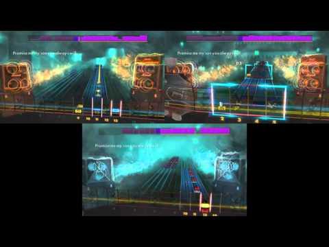 Rocksmith 2014 (Volbeat - Fallen) Lead/Rhythm/Bass