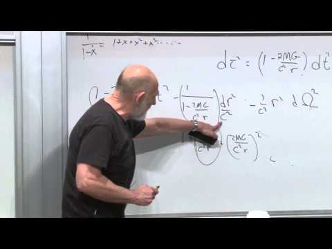 General Relativity Lecture 5