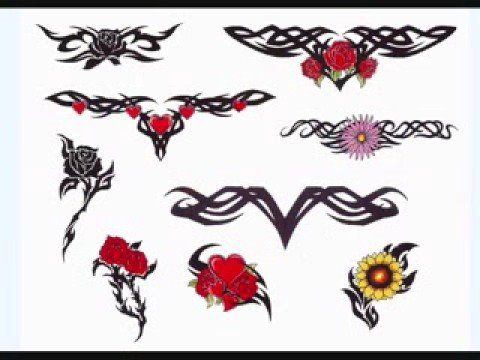 Free Tattoo Designs - YouTube