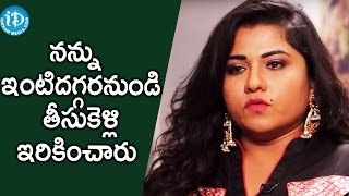 actress jyothi about kundan bagh incident talking movies with idream