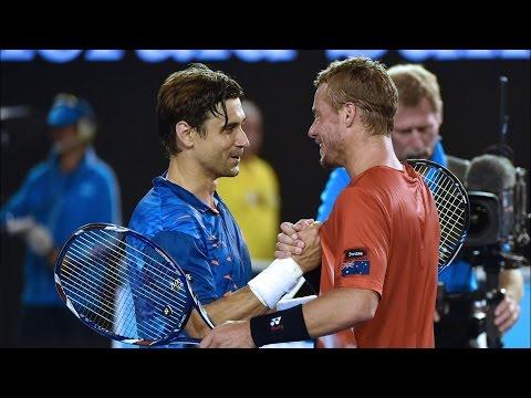 Australian Open | David Ferrer Sends Lleyton Hewitt Into Retirement