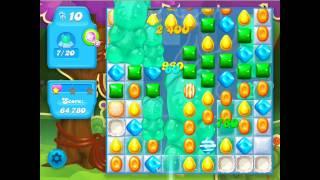Candy Crush Soda Saga Level 8 Game Play