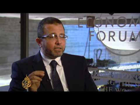 Egypt economy heading in