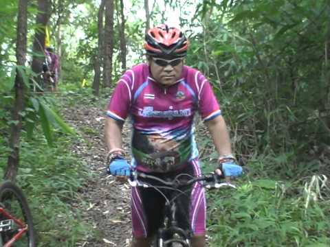 ความพร้อมแข่งจักรยานเสือภูเขาหนองบัวลำภู2554