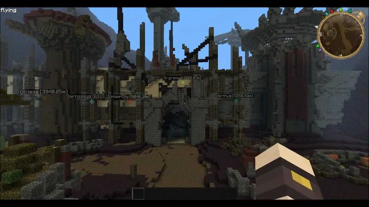 Building Game Server