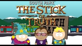 I'M IN SOUTH PARK // South Park The Stick Of Truth