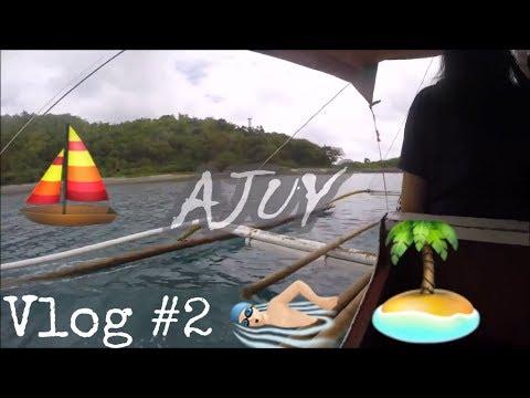 Ajuy Iloilo Getaway: 3 Islands in 1 Day
