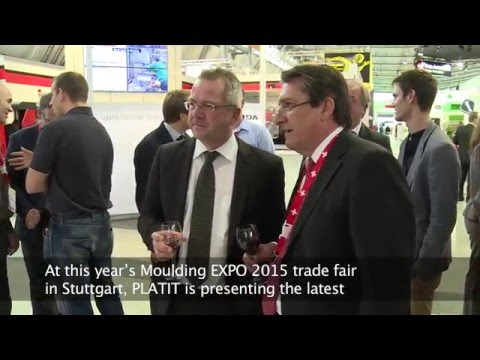 Pi1511 introduction at Molding Expo Stuttgart 2015