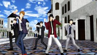 Download Video 【MMD悪キス】Love Hunter MP3 3GP MP4