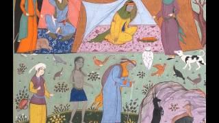 Les Cinq poèmes de Nezâmi