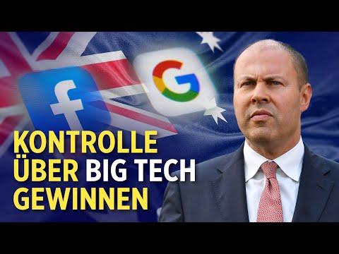 Australien verabschiedet Medienreform: Big Tech soll für Medieninhalte bezahlen