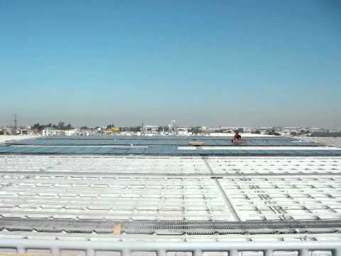 Time lapse video of 100kW IPS install in Tijuana Mexico
