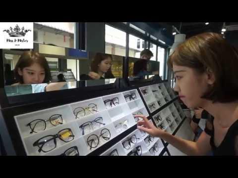 E Optical - Ms and Mr XMUM'18  【Xiamen University Malaysia】