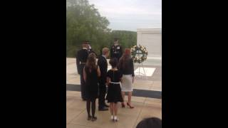 SCHS Class of 2014 - Tomb of the Unknown Soldier