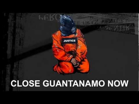 CLOSE GUANTANAMO NOW