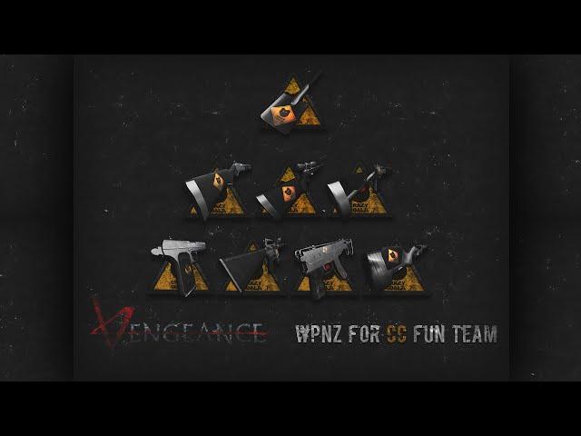 CC Weapons Pack | GTA SA:MP