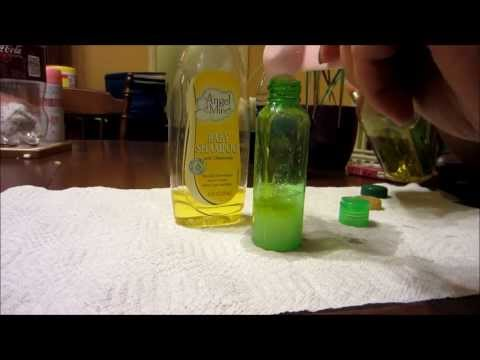DIY Eye Makeup Remover Demo