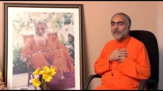 Interview of Swami Swaroopananda - Part I #Chinmayamission