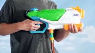 Nerf Super Soaker (Behind the Blaster) feat FlashFlood and FloodFire