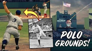 FACING BABE RUTH AT POLO GROUNDS!? THE FINAL EPISODE - The Bigs 2 Gameplay