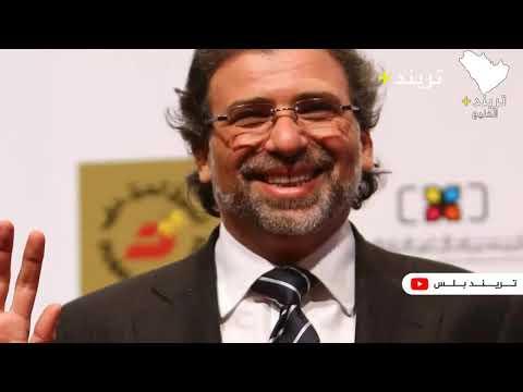 المخرج الفاسد خالد يوسف في السعودية يريد اخراج فيلم وقرار عجيب من المملكة!