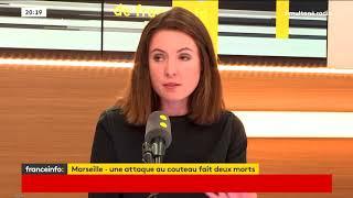 Astrid de Villaines, journaliste à LCP