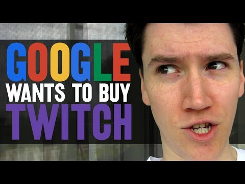 Google Wants to Buy Twitch (Day 1636 - 5/18/14)