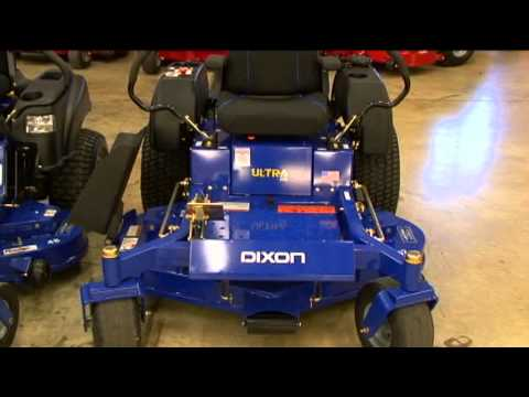 2013 14 MTC Sports Phoenix Lawn And Garden Dixon Commercial