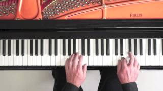 Unknotting Bach Goldberg Variations - Var.9 & 10