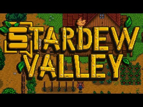 Stardew Valley - Stream VOD
