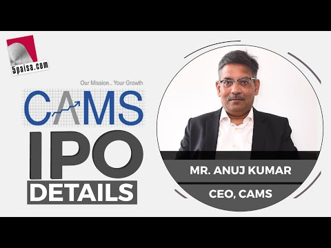 CAMS IPO   Know Everything About CAMS IPO Details, IPO Price, Issue Size   Apply for CAMS IPO from YouTube · Duration:  13 minutes 57 seconds