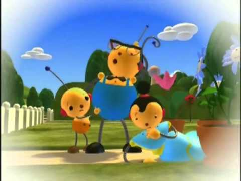 Rolie Polie Olie The Baby Bot Chase Part 3 Youtube