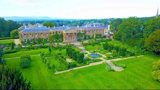 Hillsborough Castle   A British Royal Palace