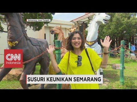 Susuri Keunikan Semarang