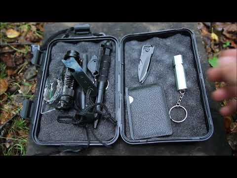 10 In 1 Survival Kit
