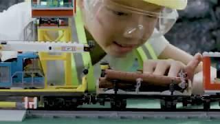 LEGO City - Cargo Train - 60198 - Unboxing Video