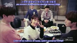 SinB - GFRIEND : Confession / Cinderella and Four Knights OST Part.3 [Sub Español] HD