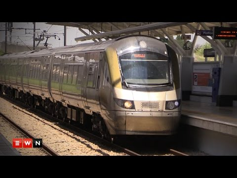 Gautrain's 200km expansion in Gauteng on the cards