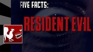 Five Facts - Resident Evil | Rooster Teeth