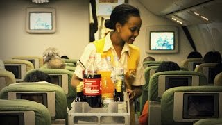 Ethiopian Airlines Onboard Experience: ET627 Bangkok to Addis Ababa