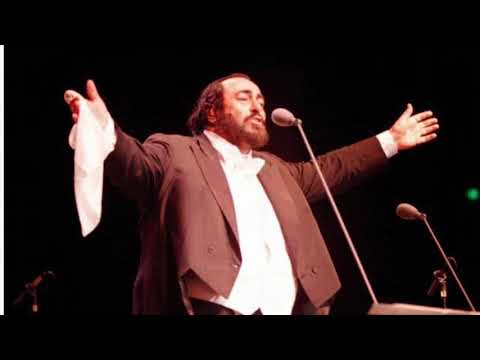 Luciano Pavarotti Fígaro