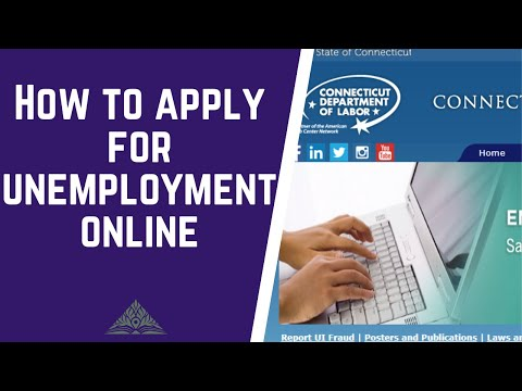 Apply For Unemployment Online