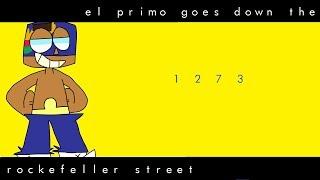 EL PRIMO GOES DOWN THE ROCKEFELLER STREET | MEME