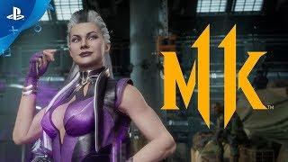 Mortal Kombat 11 Kombat Pack - Trailer Oficial de Jogabilidade Sindel | PS4