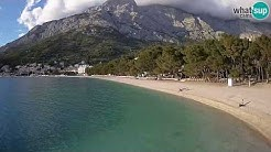 Baška Voda, počinje ljetna sezona kupanja i sunčanja 11.06.2020.