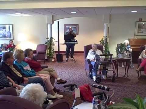 Entertainment for Retirement Homes