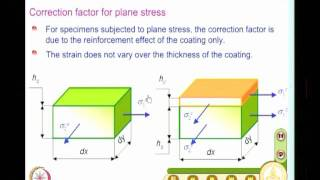 Mod-04 Lec-27 Correction Factors for Photoelastic Coatings