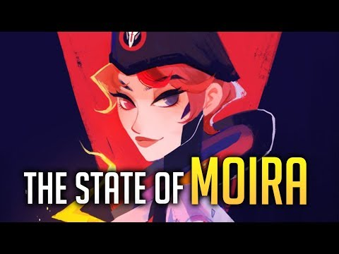 Let's Talk About Moira - Overwatch thumbnail