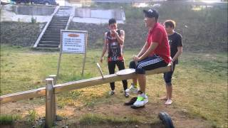 Life in Korea #69 - KNU Festival and Camping at Cheongdo